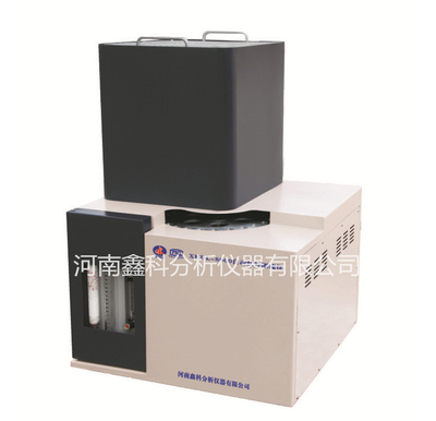 XKDL-8000自動紅外測硫儀